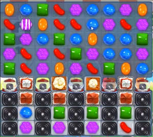 Candy Crush level 809
