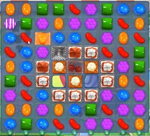 Candy Crush level 812