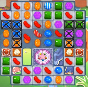 Candy Crush level 815