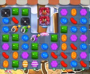 Candy Crush level 817