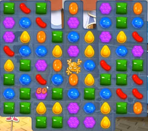 Candy Crush level 819