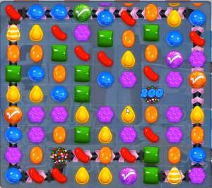 Candy Crush level 820