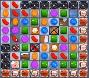 Candy Crush level 823