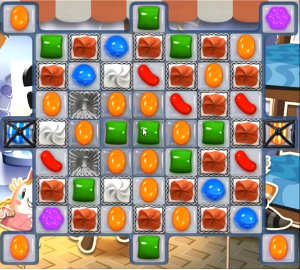 Candy Crush level 826