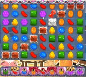 Candy Crush level 827