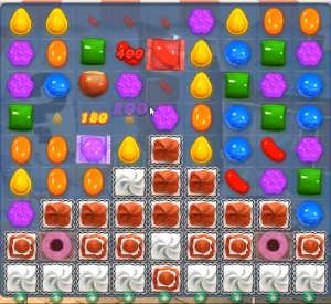 Candy Crush level 828