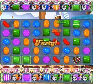 Candy Crush level 829