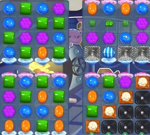 Candy Crush level 832