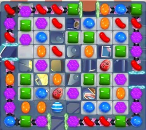 Candy Crush level 835