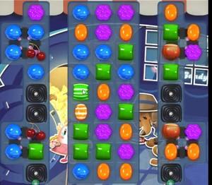 Candy Crush level 836