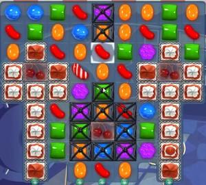 Candy Crush level 837