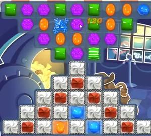 Candy Crush level 840