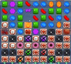 Candy Crush level 841
