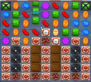 Candy Crush level 842