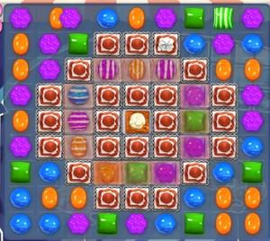 Candy Crush level 845