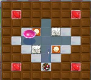 Candy Crush level 846