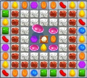 Candy Crush level 847