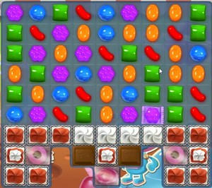 Candy Crush level 859