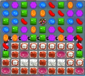Candy Crush level 860