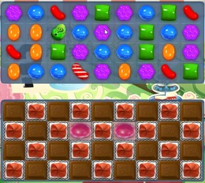 Candy Crush level 861