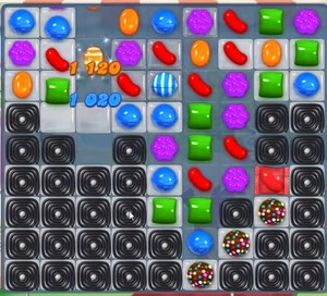 Candy Crush level 862