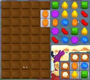 Candy Crush level 865