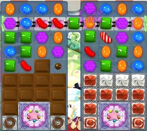 Candy Crush level 867