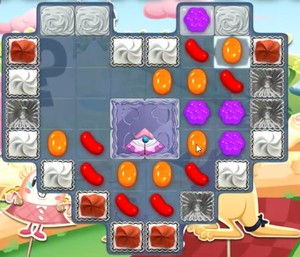 Candy Crush level 869