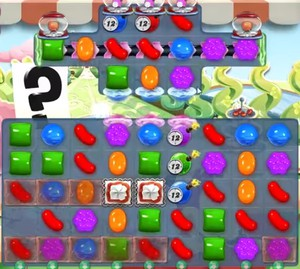 Candy Crush level 872