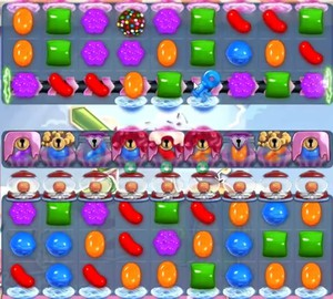 Candy Crush level 879