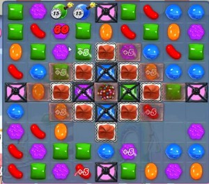 Candy Crush level 880