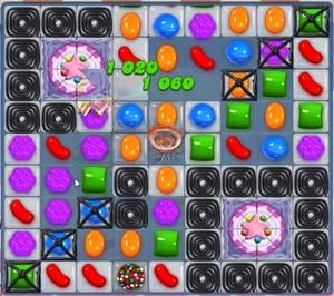 Candy Crush level 881