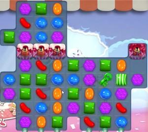 Candy Crush level 886