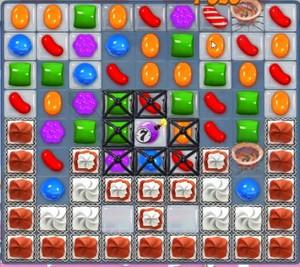 Candy Crush level 888