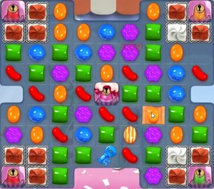 Candy Crush level 889