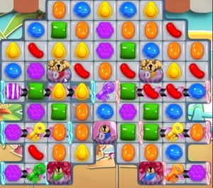 Candy Crush level 891