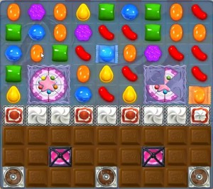 Candy Crush level 892