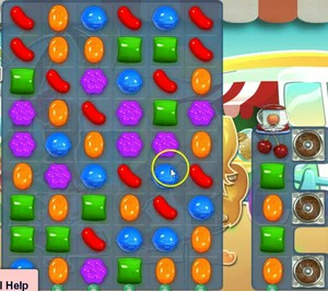 Candy Crush level 893