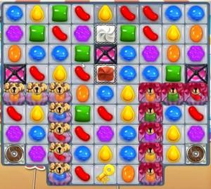 Candy Crush level 898