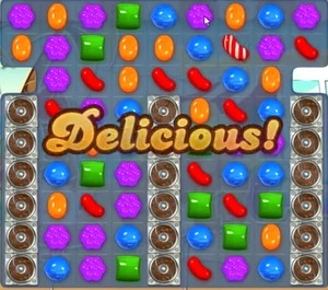 Candy Crush level 900