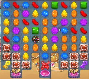 Candy Crush level 904