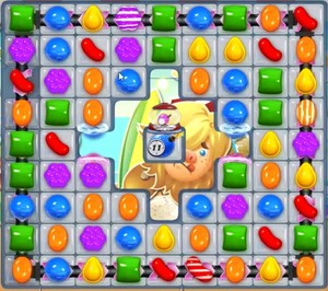 Candy Crush level 905