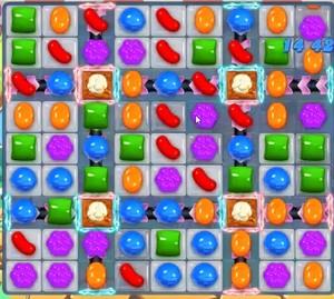 Candy Crush level 906