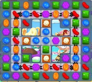 Candy Crush level 908