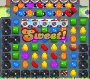 Candy Crush level 909