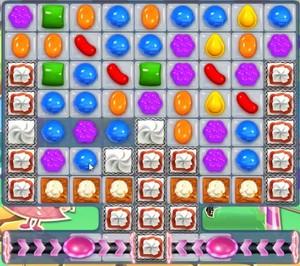 Candy Crush level 912