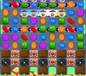 Candy Crush level 915