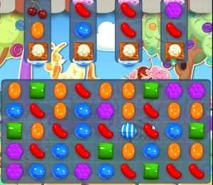 Candy Crush level 917