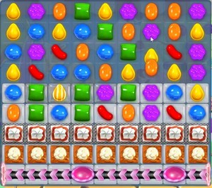 Candy Crush level 918