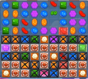 Candy Crush level 922